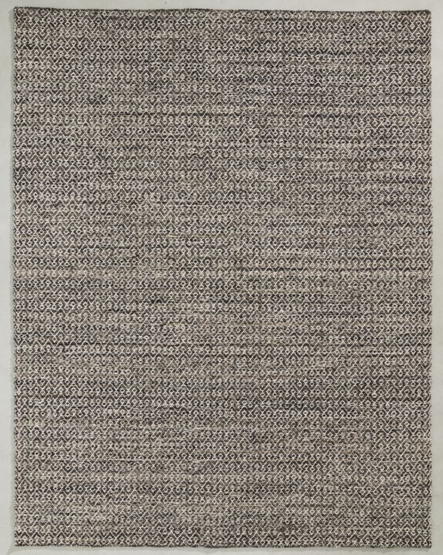 RH TEEN's Pazzo Rug:Ivory diamonds trace an angular pattern across our flatweave, creating hand-loomed texture and marled color. The dense weave offers exceptional durability with a cozy feel underfoot.