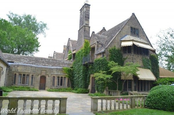 Take A Tour Of The Edsel And Eleanor Ford House World Traveled Family Edsel Travel Usa Historic Mansion