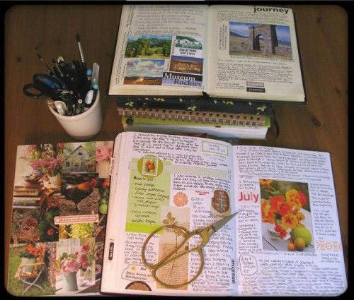 35 hobbies for women journals and for Craft hobbies for women