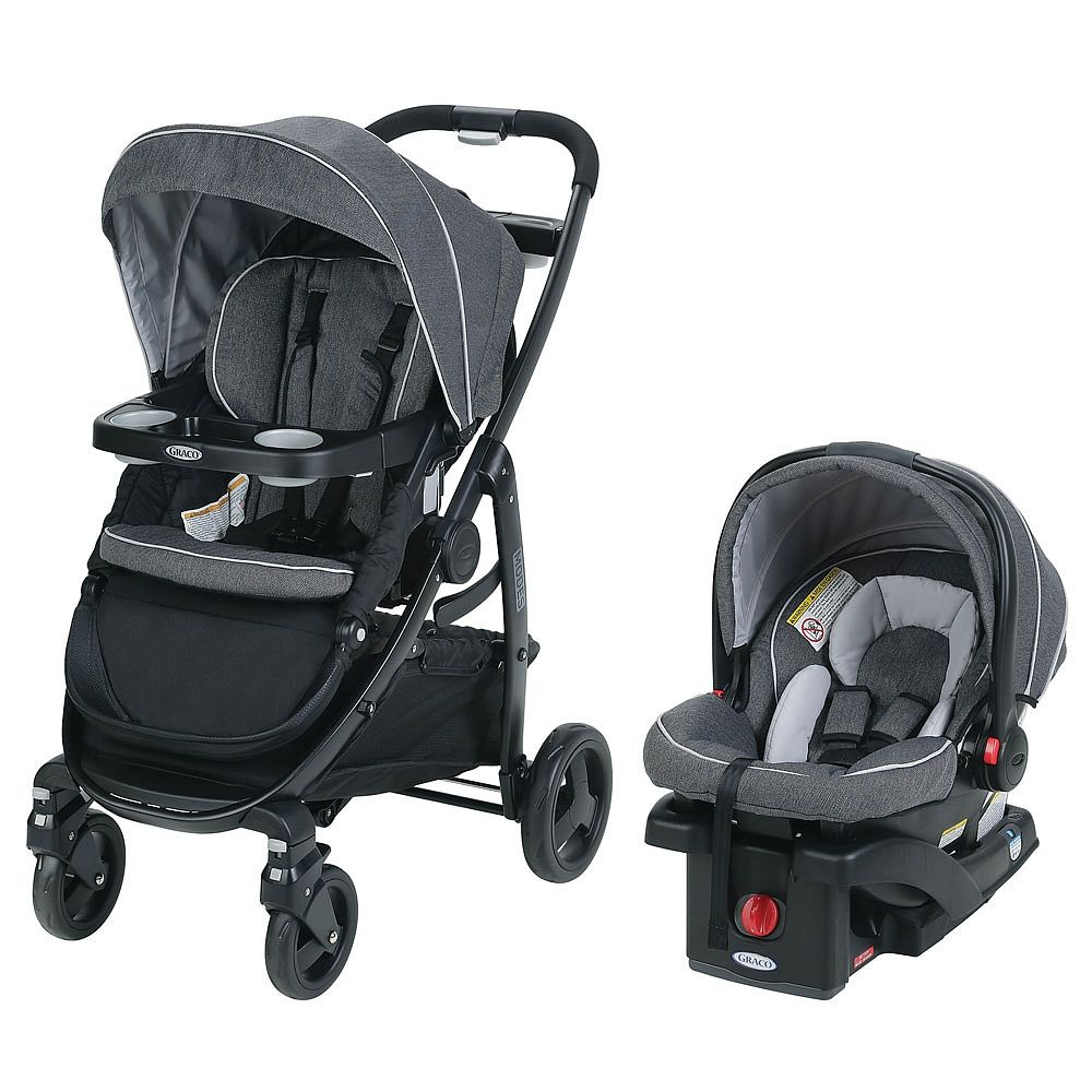 The Graco Modes Click Connect Stroller is the perfect