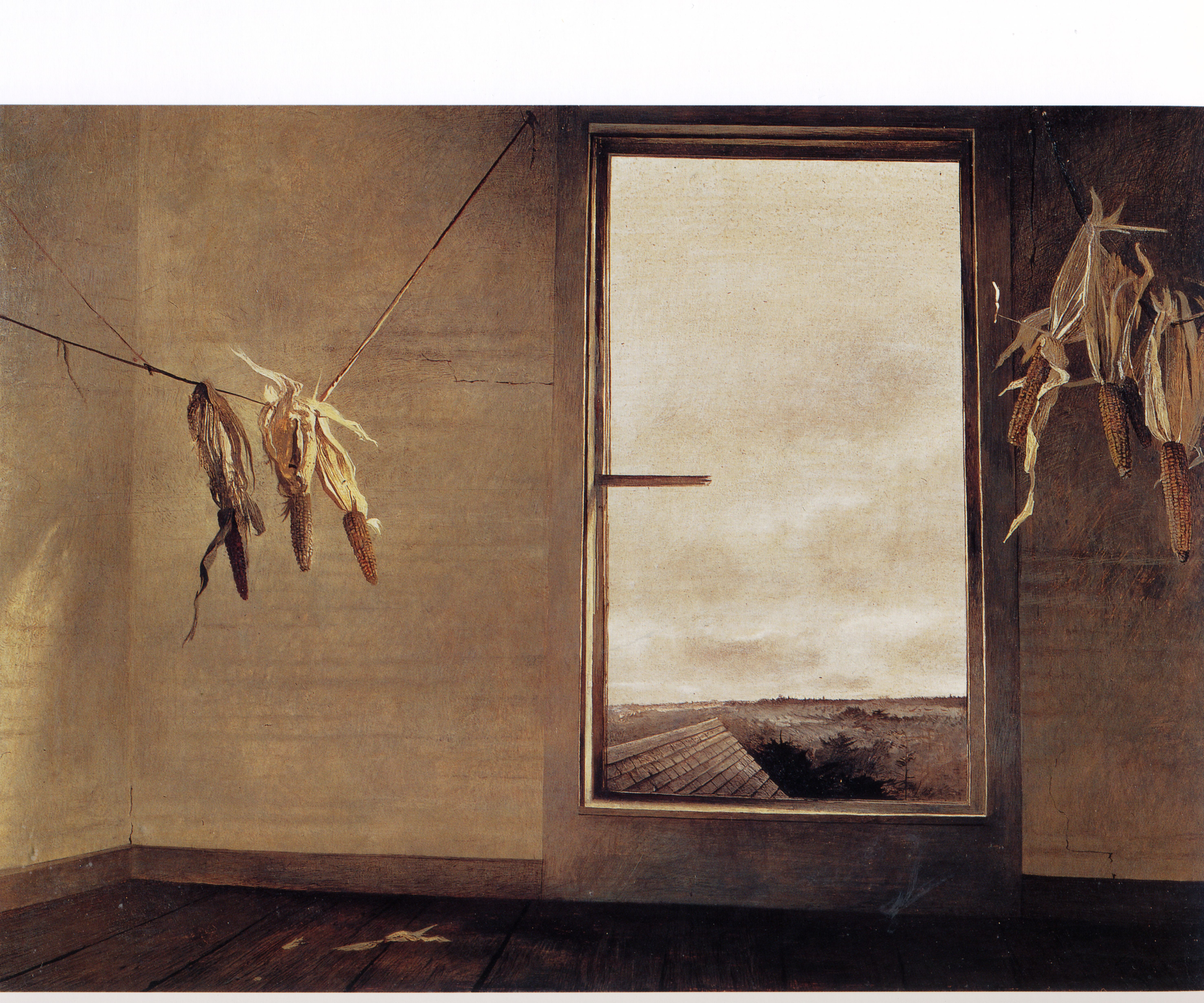 Andrew Wyeth And Oysters