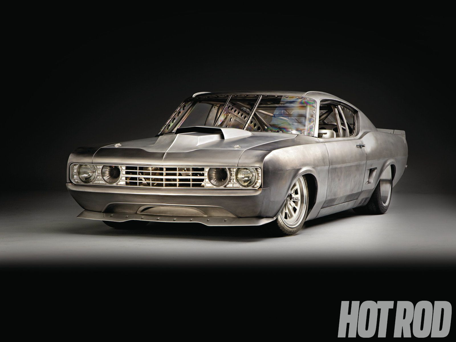 Vehicles Hot Rod Ford Gran Torino Wallpaper Muscle