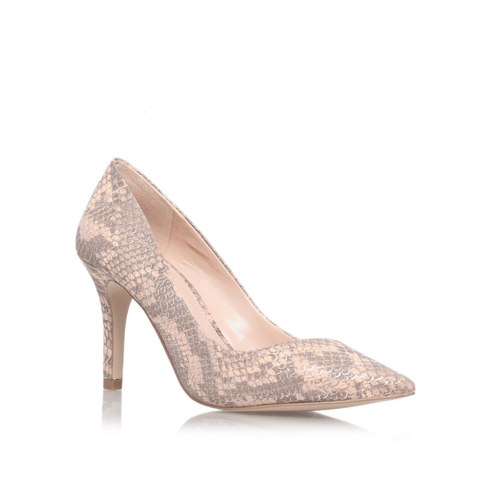 anastasia, nude shoe by carvela kurt geiger - women shoes party shoes &  occasion