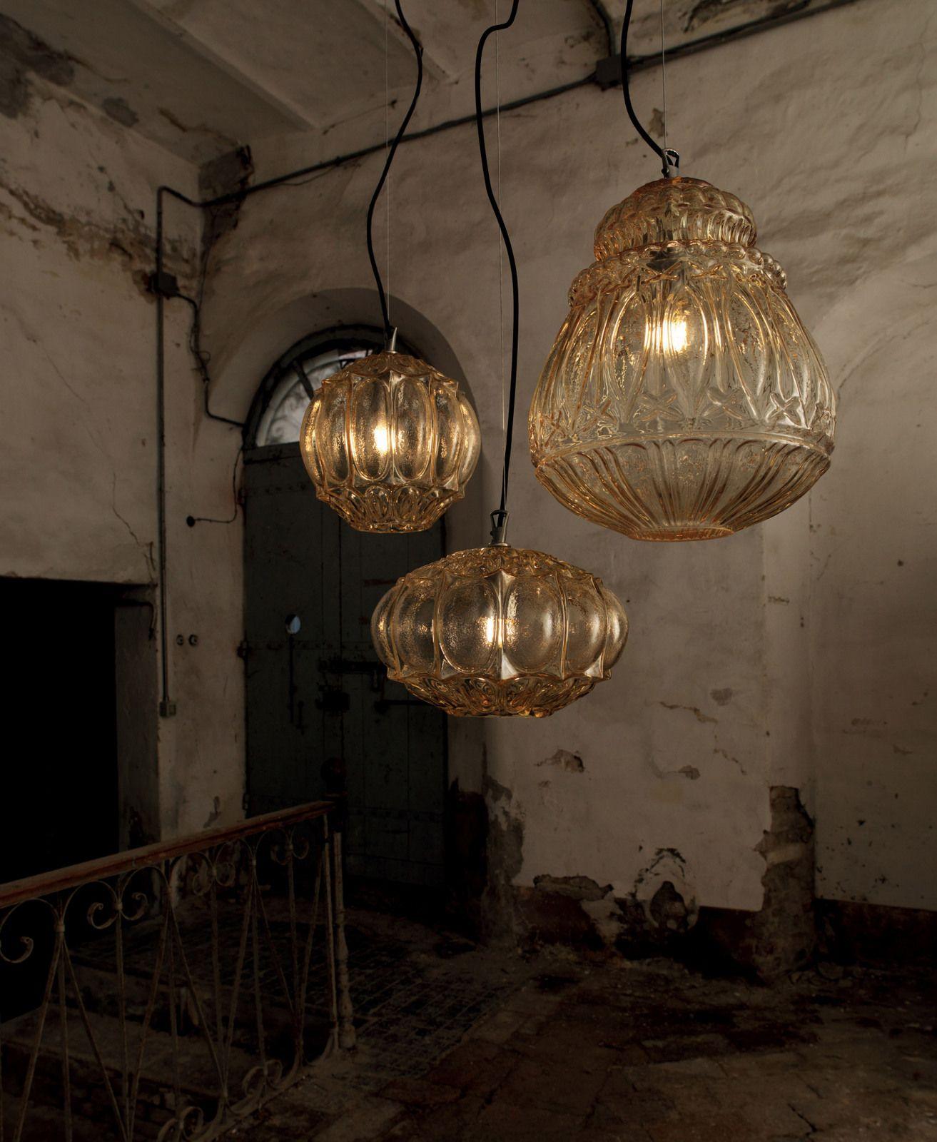 ginger lighting. Suspension En Verre GINGER 2 Collection Ginger By Karman Design Edmondo Testaguzza Lighting