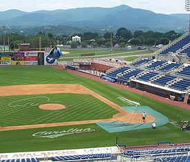 Salem Avalanche Now Salem Red Sox Stadium Salem Va Baseball Stadium Best Places To Live Roanoke