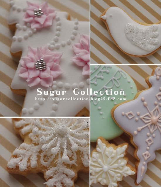 Christmas Lesson2011 by JILL's Sugar Collection, via Flickr