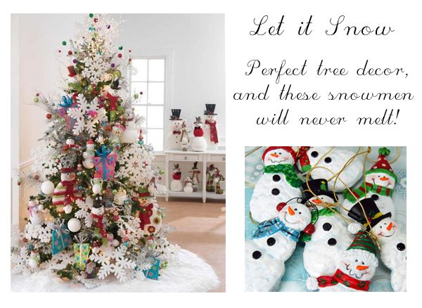 unique christmas tree decoration ideas