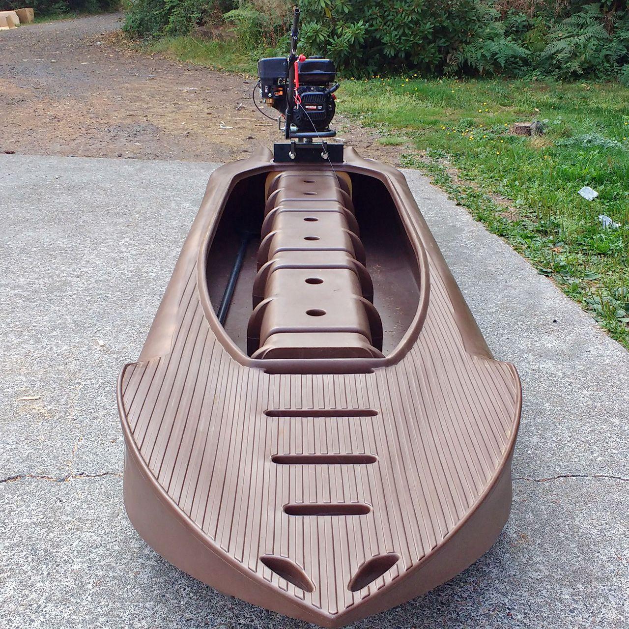 phowler blind blinds canoe duck company boat