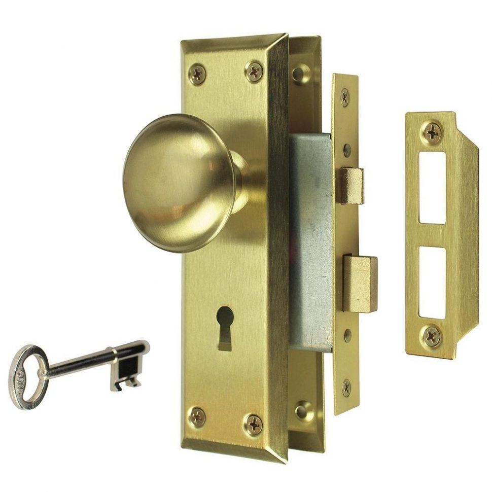 Mortise Door Knob Spindle