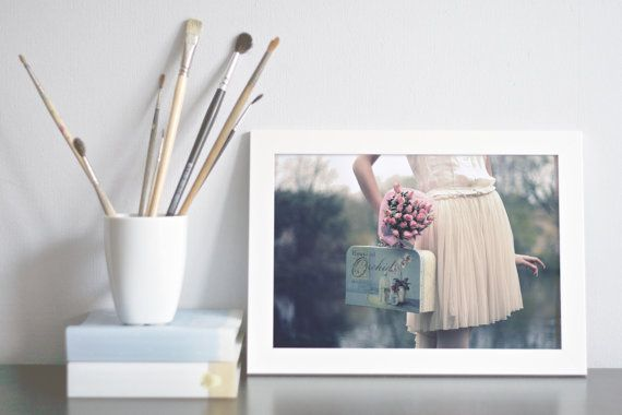 Girly Fashion Photography Vintage Inspired  by marblemoviesky, €20.00