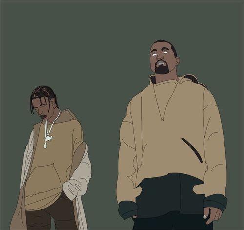 Pin ƥyaɛttʏ ғℓd ҝs ƨ Hip Hop Art Trippy Cartoon Art