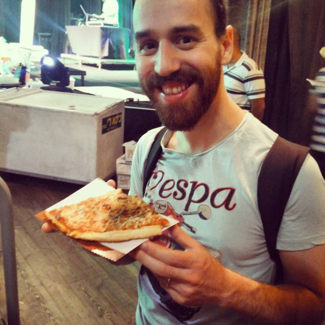 Had a wonderful time at the #paleomarket in Tel Aviv last Friday. We even had a #primalpizza  by primalfoodie