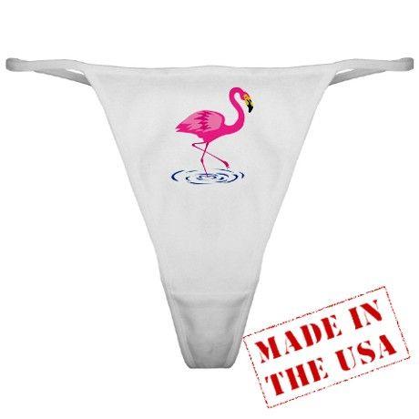a4f12a89e65 Pink Flamingo Underwear