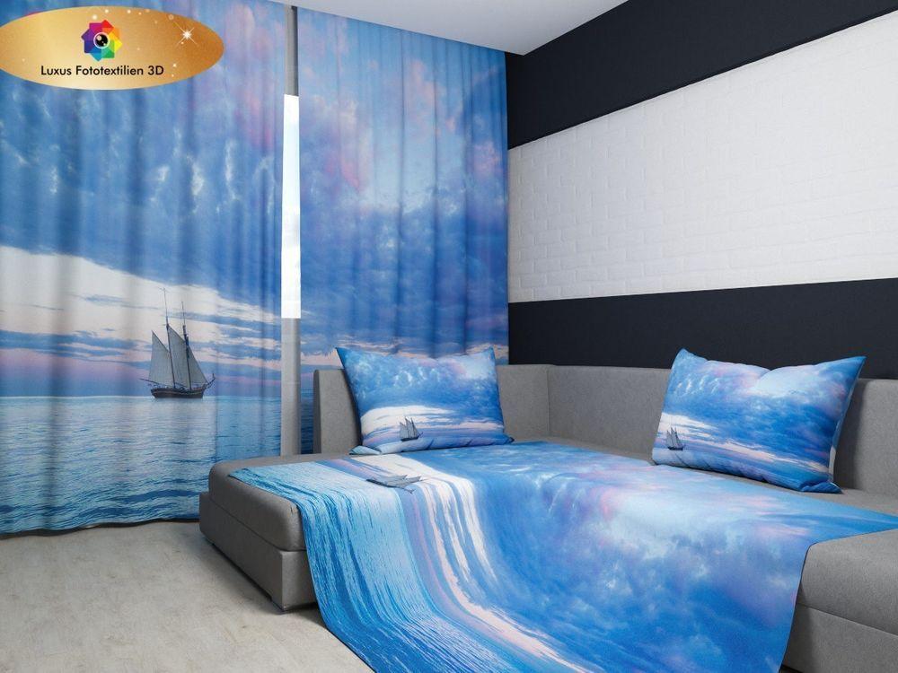 Details zu Fotogardine 3D  - schlafzimmer kaufen ebay