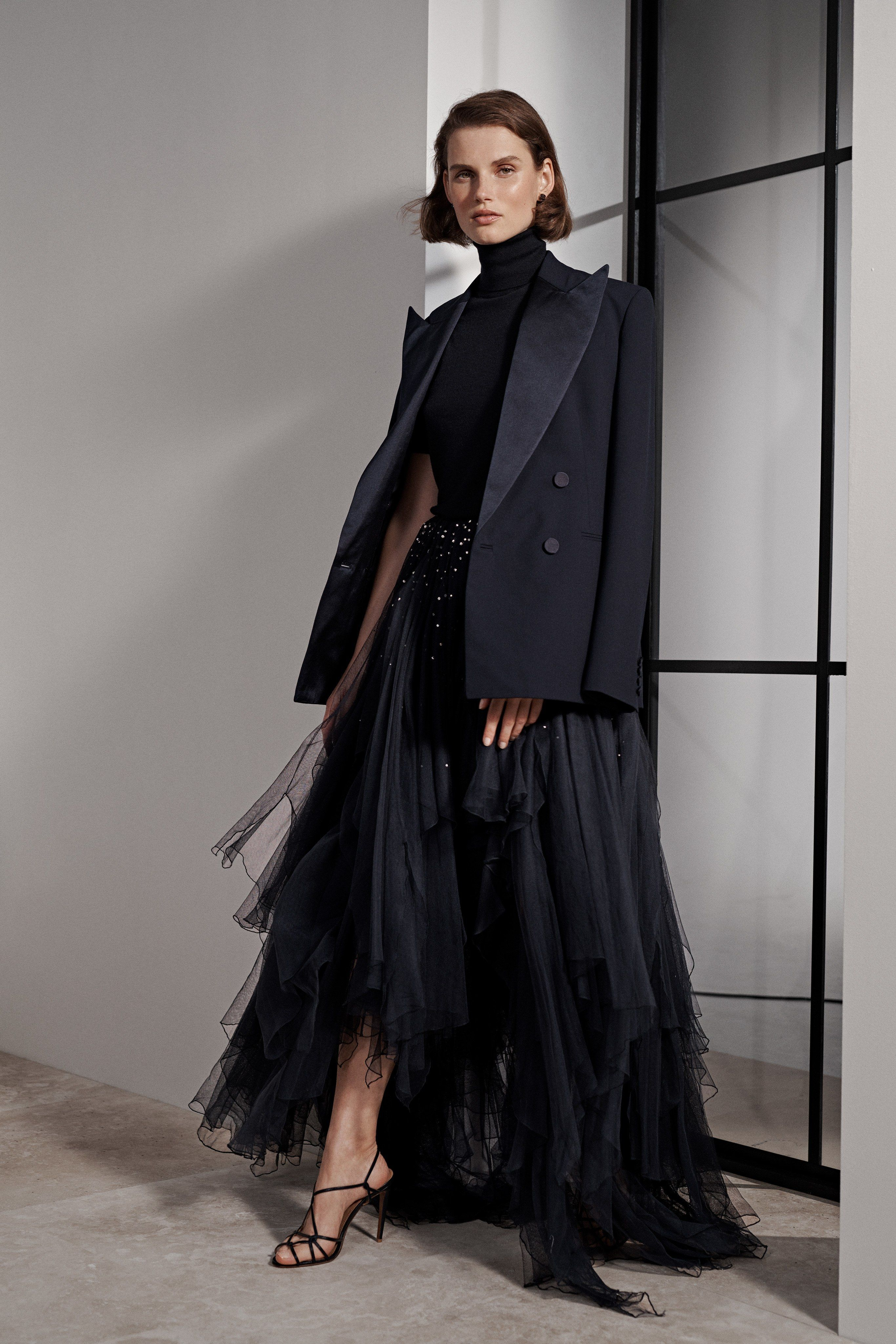Truly Tulle Fashion Fashion Show Ralph Lauren Style