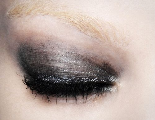 Make-up at Lanvin Spring 2010