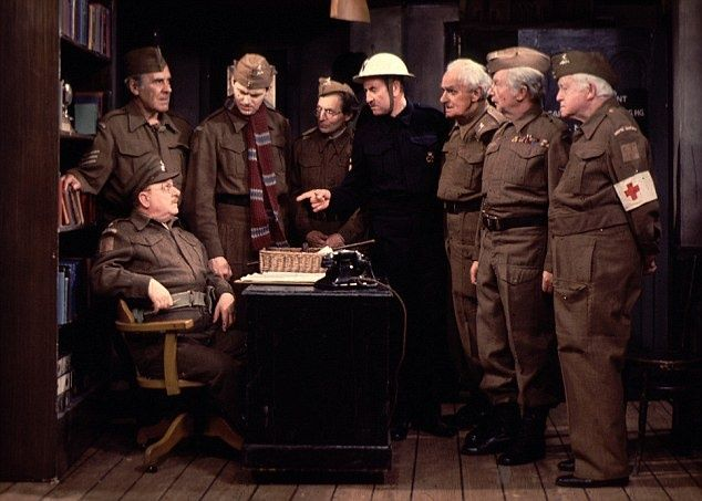 Clive Dunn dead: Doddery buffoon? No, the real Corporal