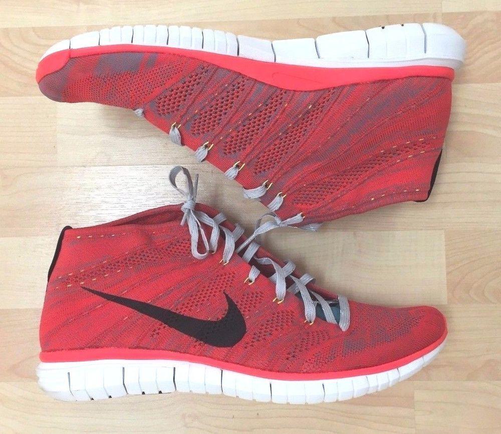 new product fab47 1f525 Nike Free Men's Multicolor Flyknit Chukka Size 13 #Nike #FlyknitChukka