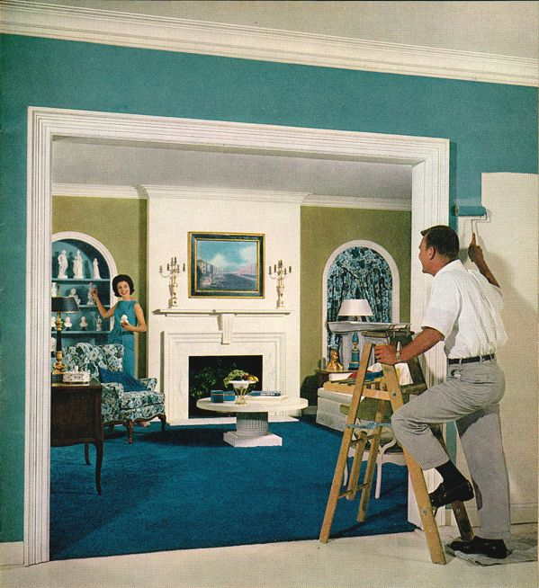 Sherwin Williams Home Decorator 1963