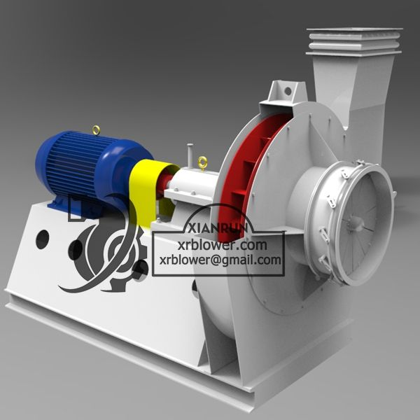 High Pressure Flow Iron : High pressure blower and axial flow fan are widely used in
