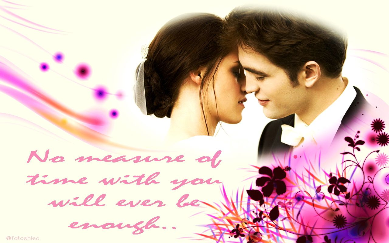 Woowpaper Love Twilight Quotes Wallpaper