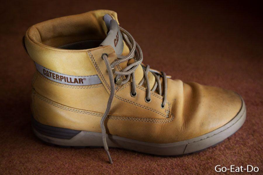 cb30258244d Cat Footwear Ryker Boots #CatWearTester | Places to Stay | Footwear ...