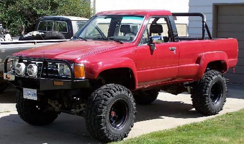 Customer Pictures 4runner Toyota Hilux Toyota 4runner