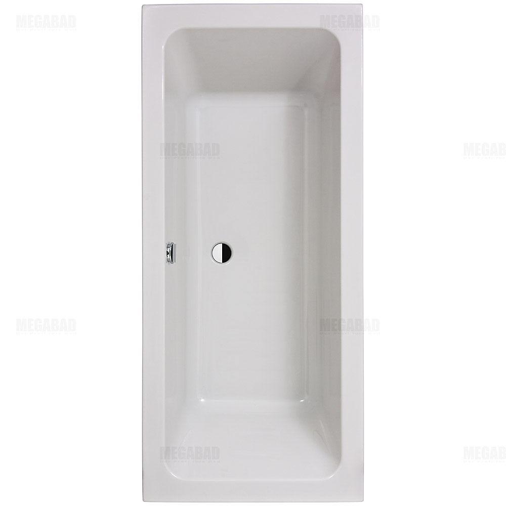 Badewanne Hersteller architekt plana duo badewanne 180 x 80 cm mb700338 megabad bad