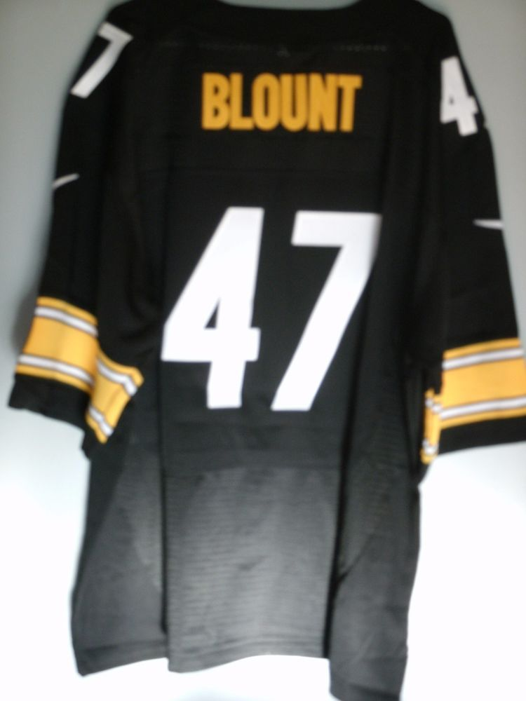 Mel Blount Pittsburgh Steelers NFL Football Jersey size 60   4XL  Nike   PittsburghSteelers 1cc546857
