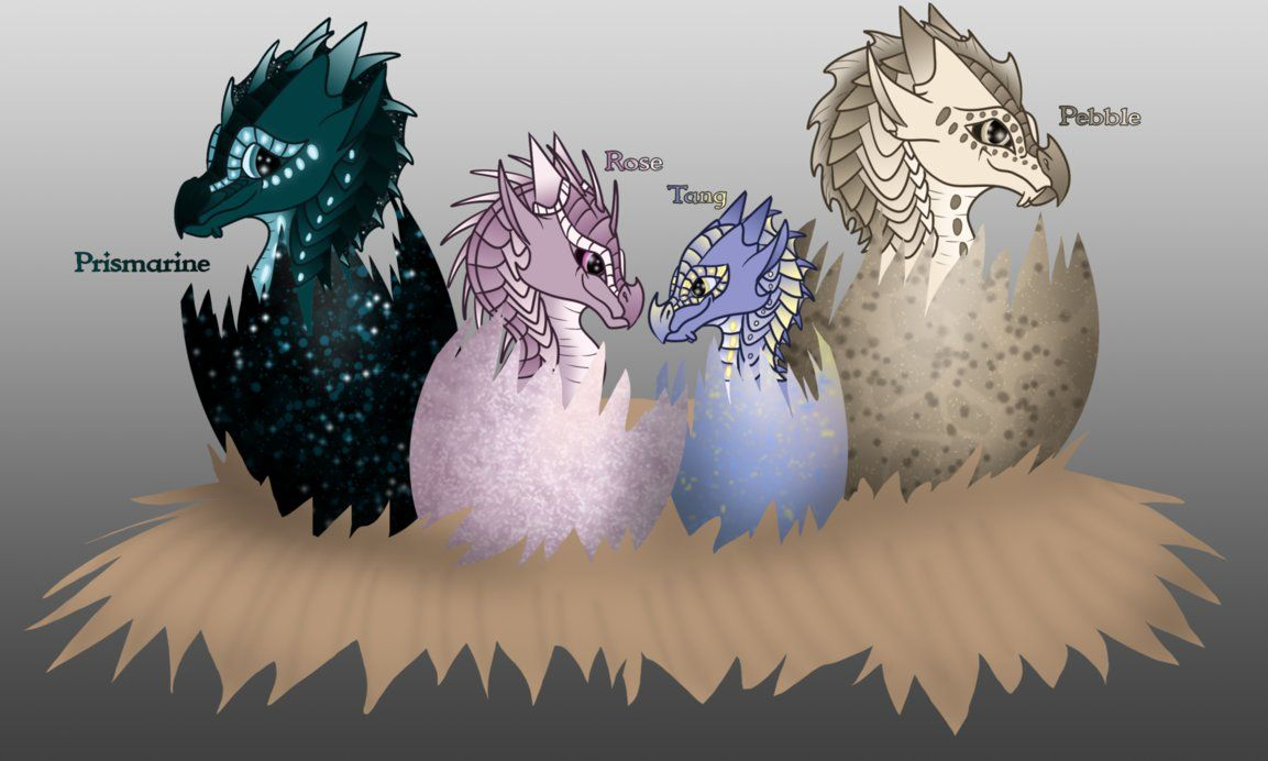 Eggs Hatched 1 by xTheDragonRebornx (With images