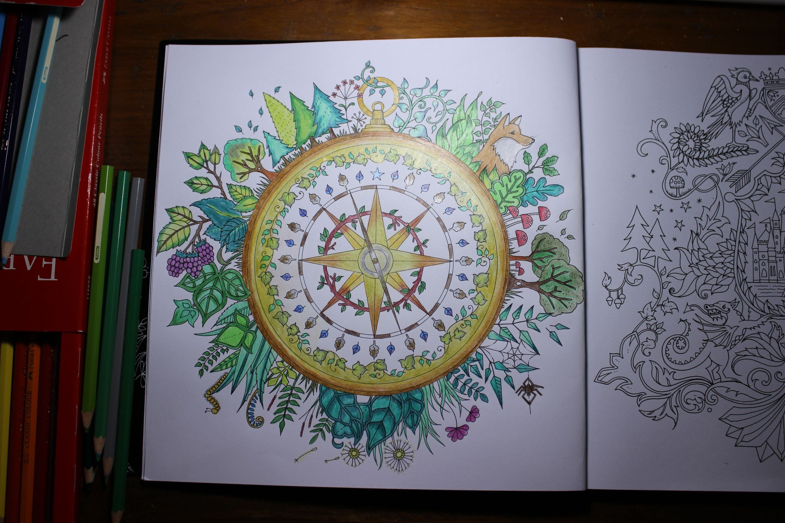 Pin On Adult Coloring Artists Tutorials Instruction Completed Works