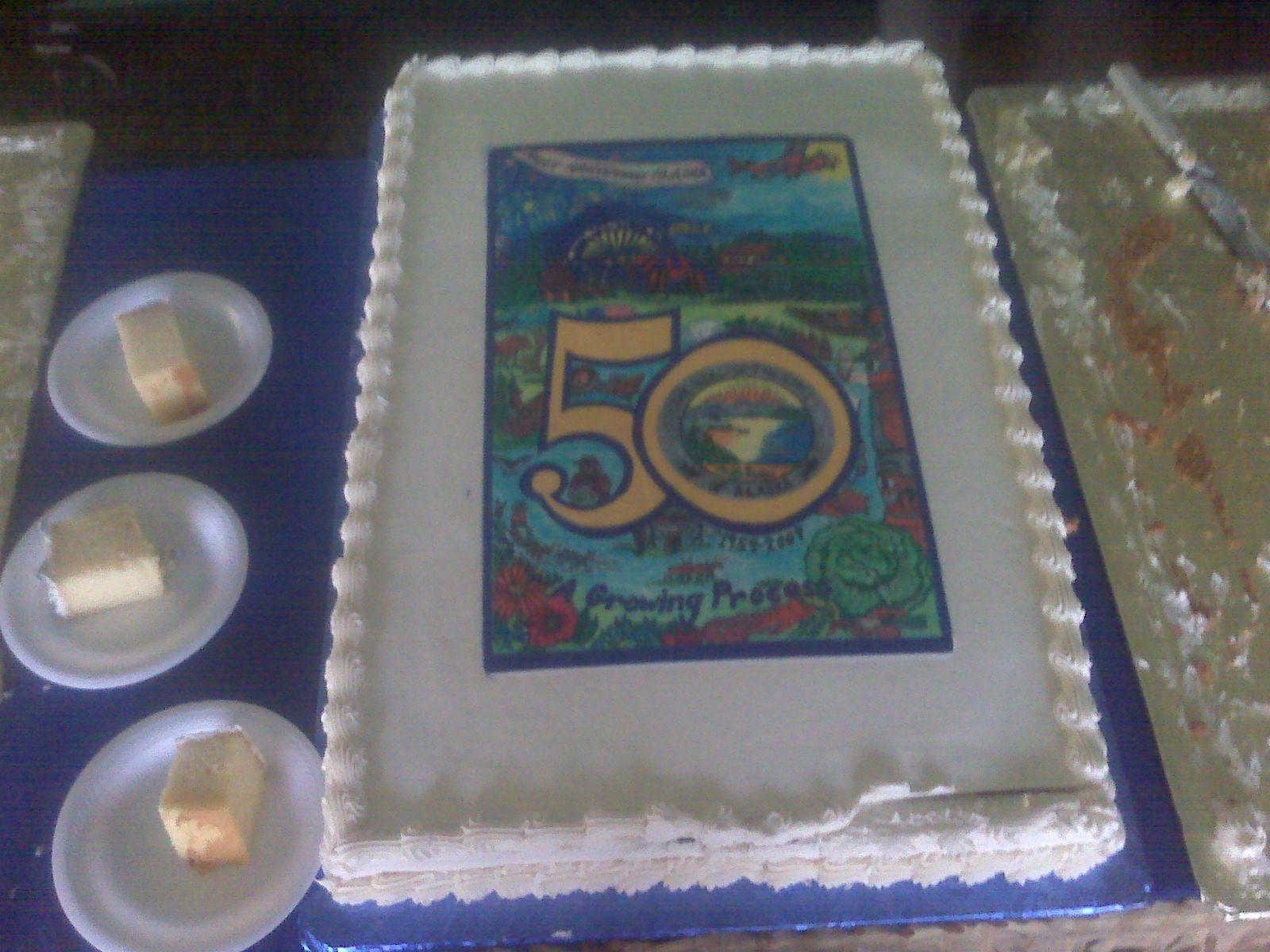 50th anniversary of statehood
