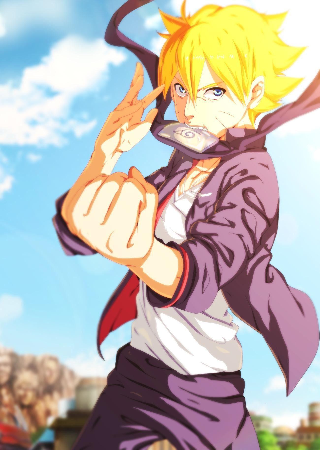 Pin de 4иιмєχ ¢нαииєℓχ em Boruto Naruto Next Generation