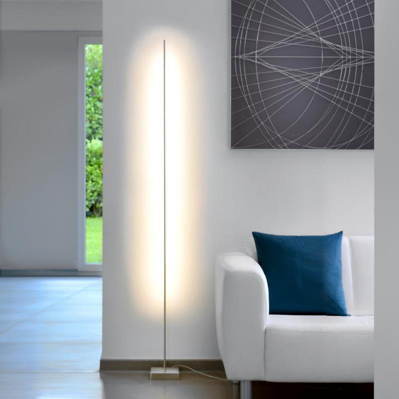 Sompex Pin LED Stehleuchte mit Dimmer  87471  Reuter