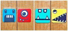 DIY: personalizar los tiradores del armario > Decoracion Infantil ...