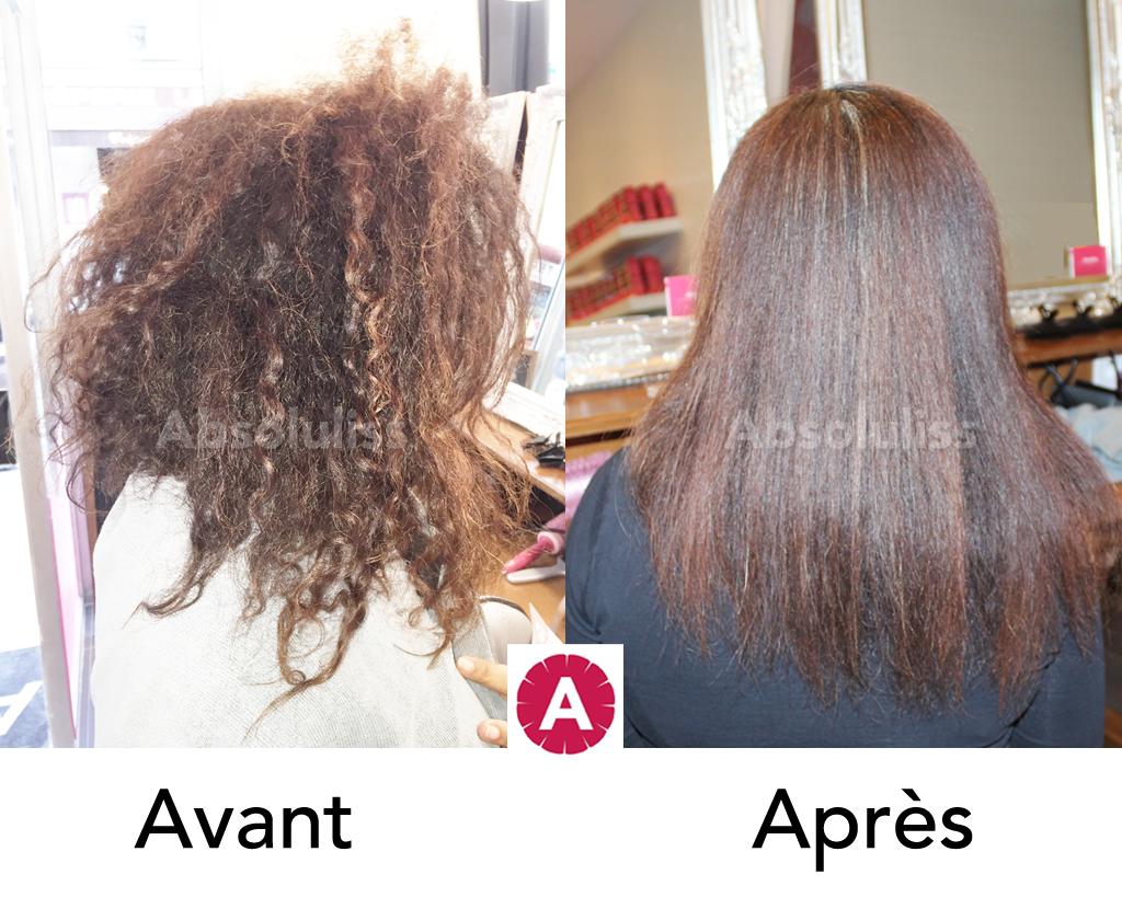 Un Lissage Bresilien Absoluliss Suprem A Apporte Brillance Aux Cheveux De Nathalie Qui Souhaite Une Telle Brilla Lissage Bresilien Cheveux Magnifiques Lissage