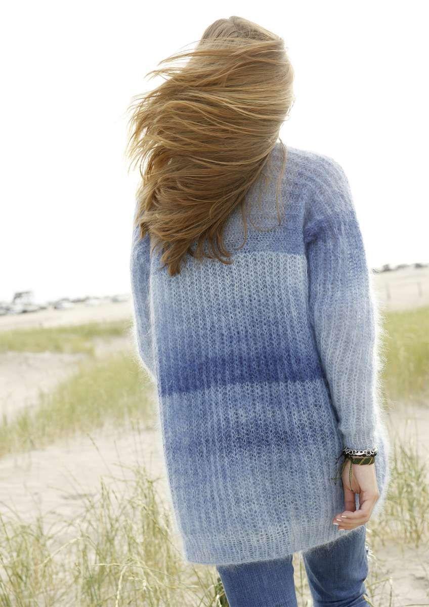 Pullover Mit Passe Häkeln Und Stricken Pinterest Pullover