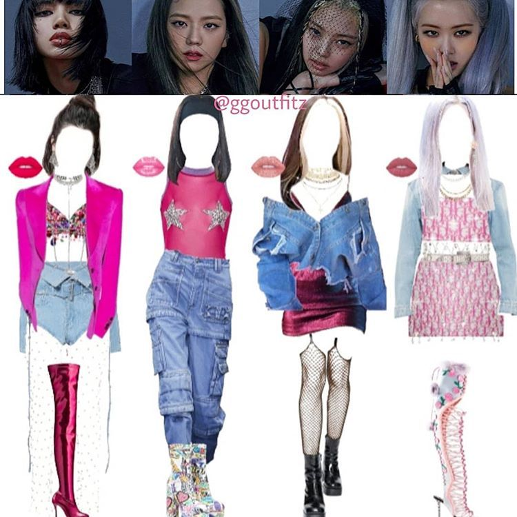 Instagram Kpop Fashion Outfits Cute Casual Outfits Stage Outfits
