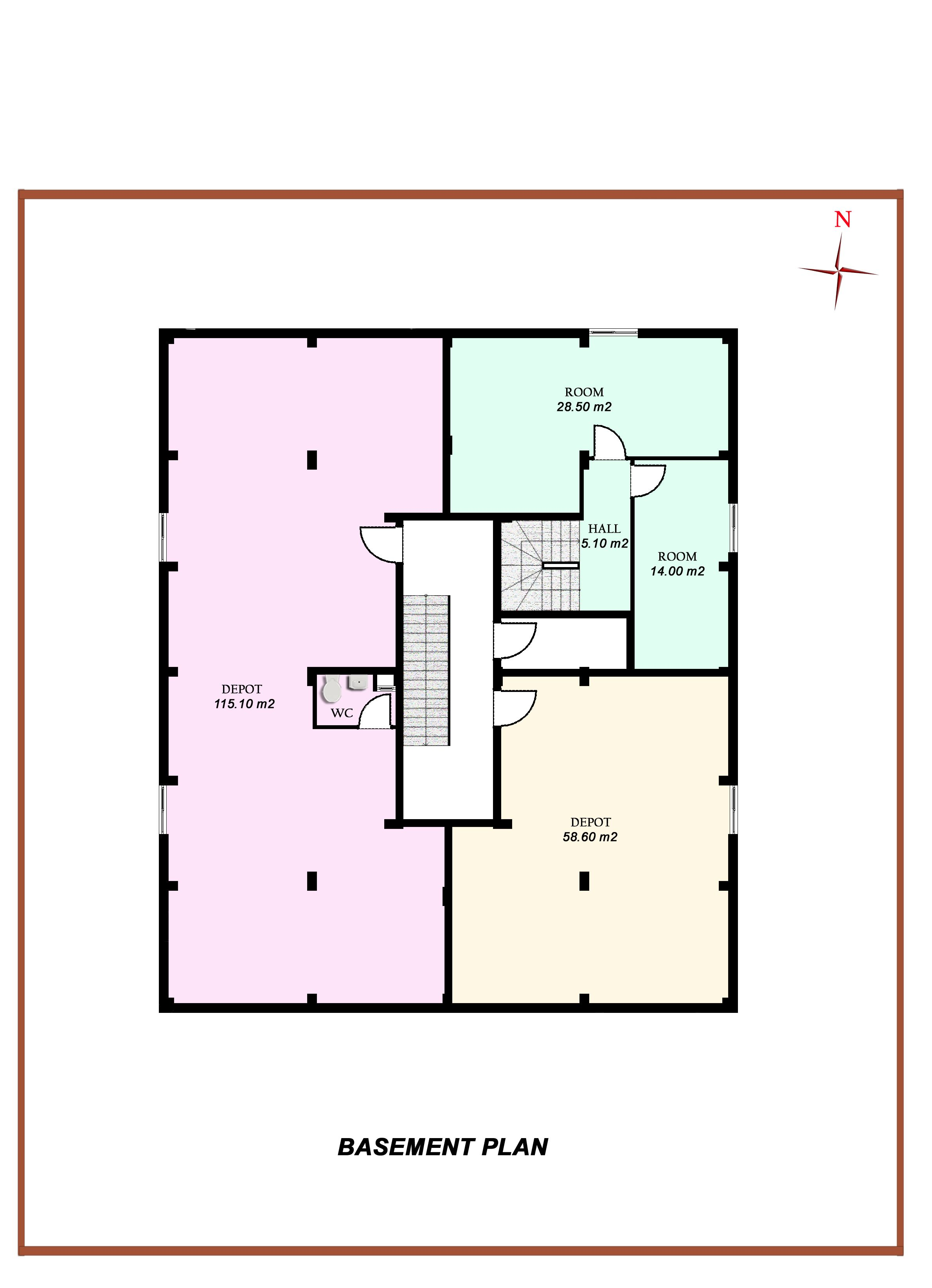 Basement floor plans, Apartment floor plans