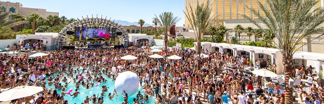 Labor Day Weekend Pool Parties At Las Vegas Celebrity Hotspots So