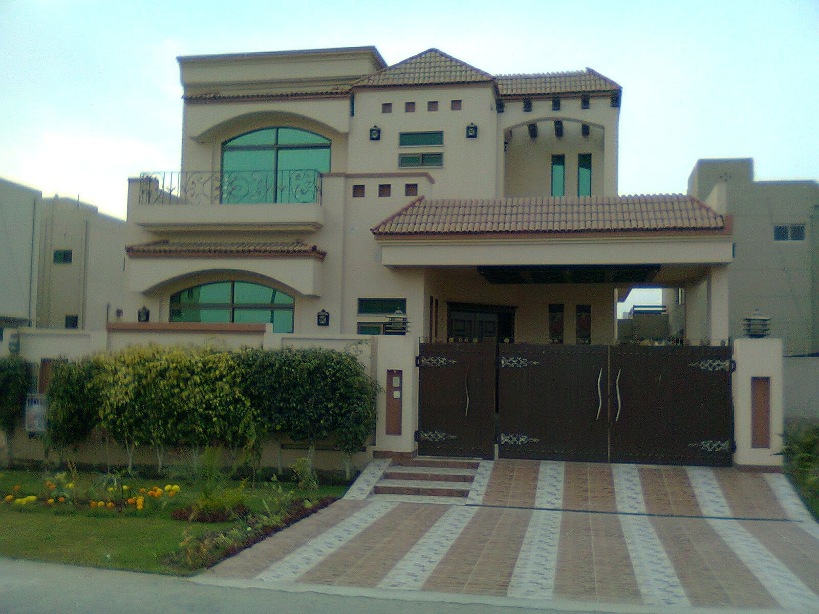 Pakistan houses google search house plans and houses for New home designs pictures in pakistan