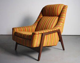 Early Mid Century Lounge Chair by Folke Ohlsson for Dux & Early Mid Century Lounge Chair by Folke Ohlsson for Dux | Mmm tall ...