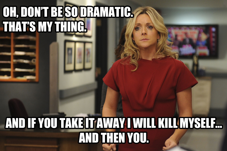 Jenna Maroney Dramatic 30 Rock Memes
