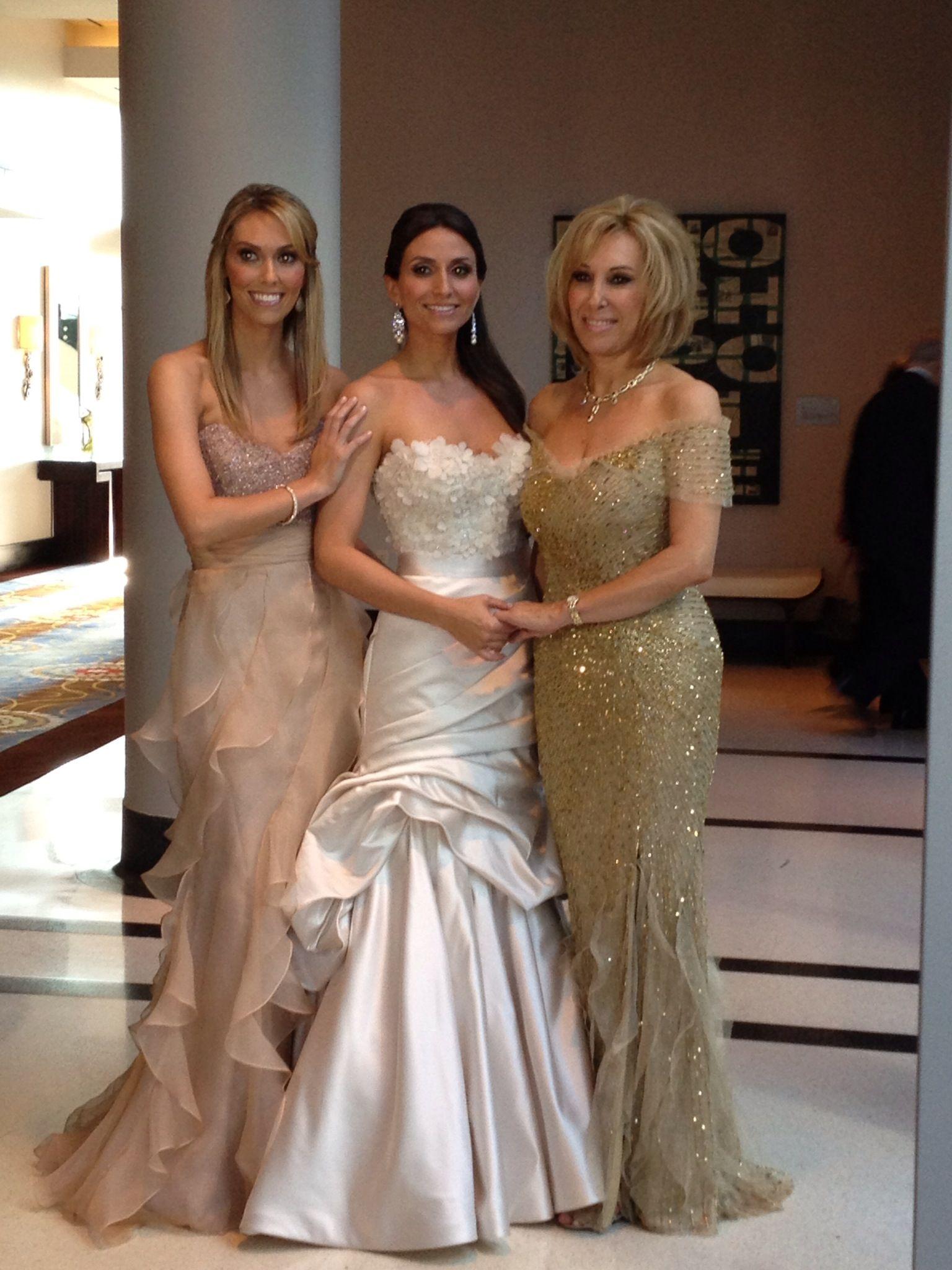 Mother of the Bride featured in #gorgeous Rene Ruiz gown | Rene Ruiz ...