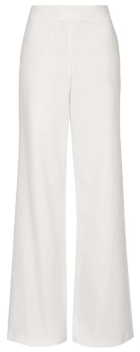 pantalon large taille haute blanc topshop mode femme. Black Bedroom Furniture Sets. Home Design Ideas
