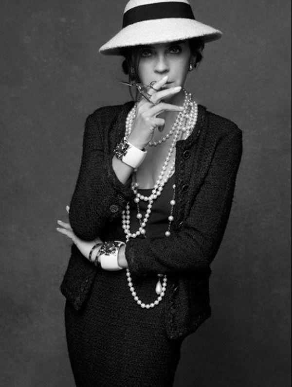 La Petite Veste Noire ... Chanel