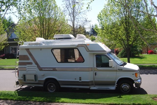 2000 Chinook Concourse For Sale Eugene Or Rvt Com Classifieds Chinook Used Rvs For Sale Chinook Rv