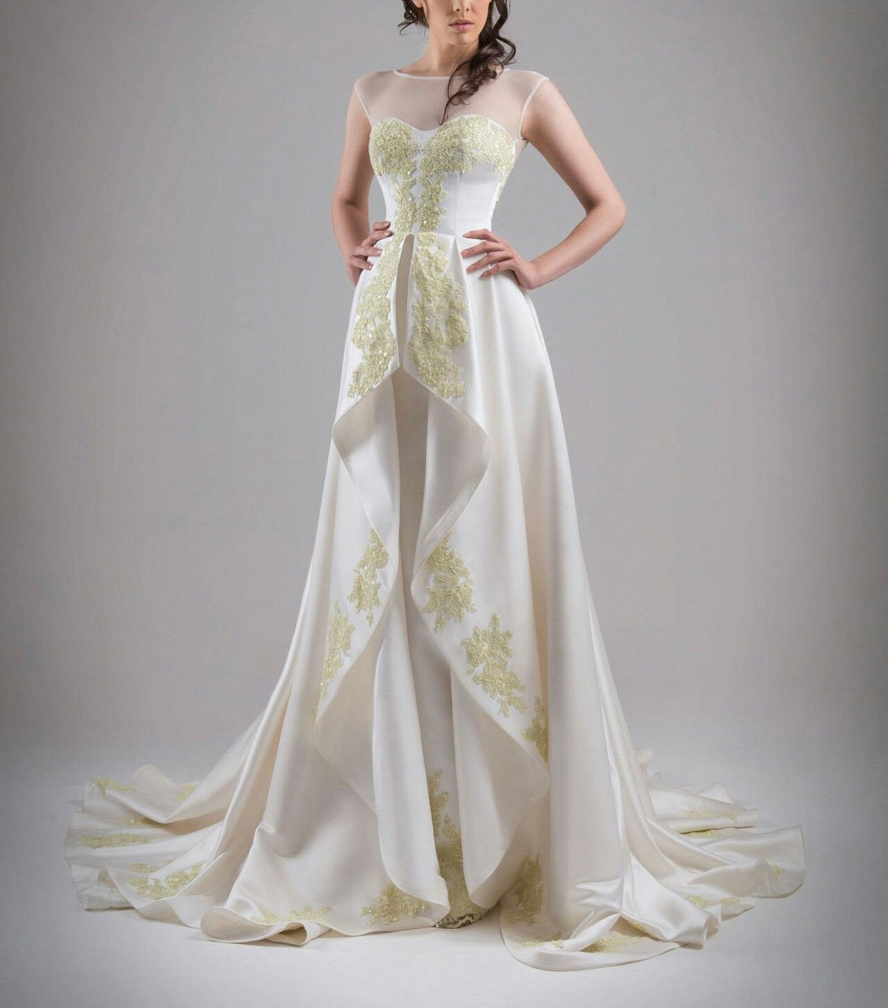 What Margaery would wear, Chrystelle Atallah