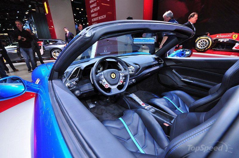2016 Ferrari 488 Spider picture - doc647369