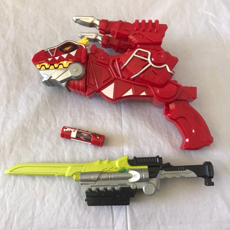 Beast Power Squadron Kyouryuuger Beast Electric Dragon Series 00 Tobasupino